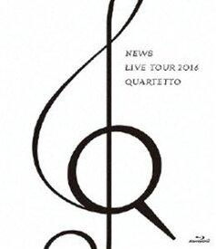 [送料無料] NEWS LIVE TOUR 2016 QUARTETTO(通常盤) [Blu-ray]