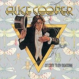 輸入盤 ALICE COOPER / WELCOME TO MY NIGHTMARE (LIMITED PURPLE VINYL) [LP]