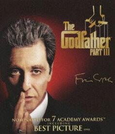 [送料無料] ゴッドファーザー PART III〈デジタル・リマスター版〉 [Blu-ray]
