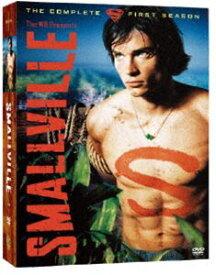 [送料無料] SMALLVILLE ヤング・スーパーマン<ファースト・シーズン>DVDコレクターズ・セット1 [DVD]