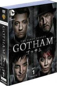 [送料無料] GOTHAM/ゴッサム〈ファースト・シーズン〉 セット1 [DVD]