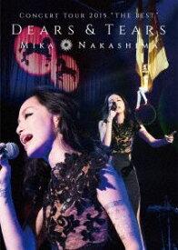 "[送料無料] 中島美嘉/MIKA NAKASHIMA CONCERT TOUR 2015""THE BEST""DEARS&TEARS [DVD]"