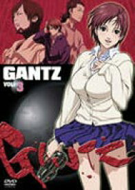 [送料無料] GANTZ Vol.3 [DVD]