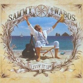 輸入盤 SAMMY HAGAR & WABOS / LIVIN' IT UP! [CD]