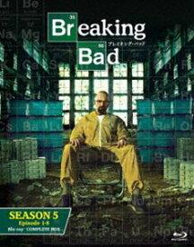 [送料無料] ブレイキング・バッド SEASON 5 COMPLETE BOX [Blu-ray]