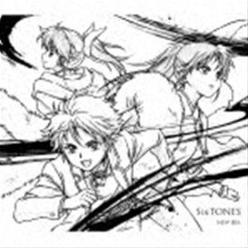 SixTONES / NEW ERA(期間限定盤/CD+DVD) (初回仕様) [CD]