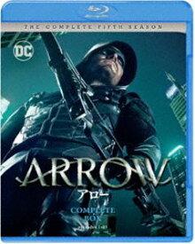 [送料無料] ARROW/アロー〈フィフス・シーズン〉 コンプリート・セット [Blu-ray]