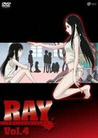 [送料無料] RAY THE ANIMATION Vol.4 [DVD]