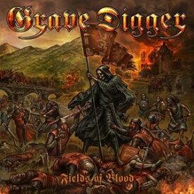 輸入盤 GRAVE DIGGER / FIELDS OF BLOOD [CD]