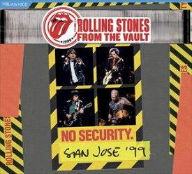 [送料無料] 輸入盤 ROLLING STONES / FROM THE VAULT : NO SECURITY-SAN JOSE 1999 [BLU-RAY+2CD]