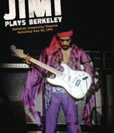 輸入盤 JIMI HENDRIX / JIMI PLAYS BERKELEY [DVD]