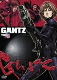 [送料無料] GANTZ Vol.8 [DVD]