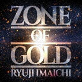 [送料無料] 今市隆二 / ZONE OF GOLD(CD+Blu-ray(スマプラ対応)) [CD]