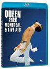 輸入盤 QUEEN / ROCK MONTREAL & LIVE AID [BLU-RAY]