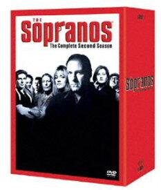 [送料無料] ザ・ソプラノズ 哀愁のマフィア〈セカンド・シーズン〉 DVDコレクターズ・ボックス [DVD]