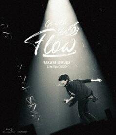 木村拓哉/TAKUYA KIMURA Live Tour 2020 Go with the Flow(通常盤) (初回仕様) [Blu-ray]
