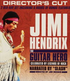 [送料無料] 輸入盤 JIMI HENDRIX / GUITAR HERO : DIRECTOR'S CUT [BLU-RAY]