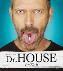 [送料無料] Dr.HOUSE/ドクター・ハウス:シーズン6 バリューパック [DVD]