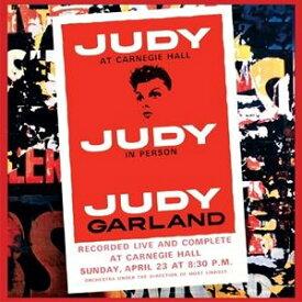 輸入盤 JUDY GARLAND / AT CARNEGIE HALL [CD]