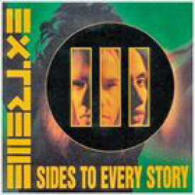 輸入盤 EXTREME / III SIDES TO EVERY STORY [CD]