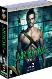 ARROW/アロー〈ファースト・シーズン〉 セット2 [DVD]