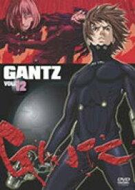 [送料無料] GANTZ Vol.12 [DVD]