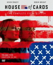 [送料無料] ソフトシェル ハウス・オブ・カード 野望の階段 SEASON5 [DVD]