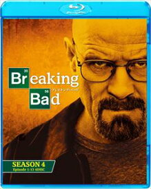 [送料無料] ブレイキング・バッド シーズン4 ブルーレイ コンプリートパック [Blu-ray]