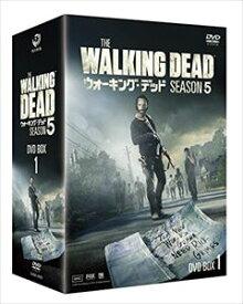 [送料無料] ウォーキング・デッド5 DVD-BOX1 [DVD]