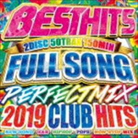 DJ B-SUPREME / BEST HITS FULLSONG PERFECT MIX-2019 CLUB HITS- [CD]
