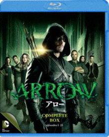 [送料無料] ARROW/アロー〈セカンド・シーズン〉 コンプリート・ボックス [Blu-ray]