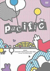 [送料無料] NEWS CONCERT TOUR pacific 2007 2008-THE FIRST TOKYO DOME CONCERT-【通常仕様】 [DVD]