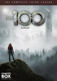 [送料無料] The 100/ハンドレッド〈サード・シーズン〉 コンプリート・ボックス [DVD]