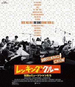 [送料無料] レッキング・クルー 〜伝説のミュージシャンたち〜 [Blu-ray]