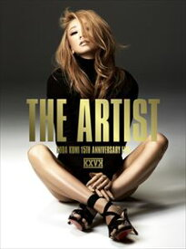 [送料無料] 倖田來未/KODA KUMI 15th Anniversary LIVE The Artist [DVD]