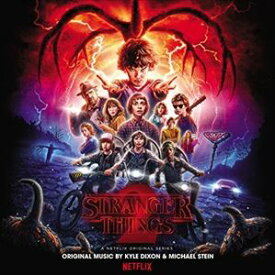 輸入盤 KYLE DIXON & MICHAEL STEIN / STRANGER THINGS 2 (A NETFLIX ORIGINAL SERIES SOUNDTRACK)(LTD) [2LP]