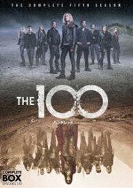 [送料無料] The 100/ハンドレッド〈フィフス・シーズン〉 DVD コンプリート・ボックス [DVD]