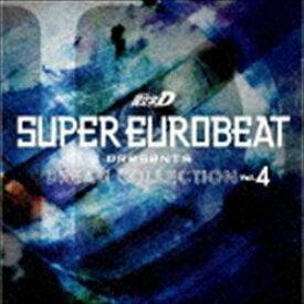 SUPER EUROBEAT presents 頭文字[イニシャル]D DREAM COLLECTION Vol.4 [CD]