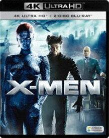[送料無料] X-MEN<4K ULTRA HD+2Dブルーレイ> [Ultra HD Blu-ray]