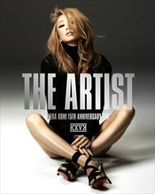[送料無料] 倖田來未/KODA KUMI 15th Anniversary LIVE The Artist [Blu-ray]