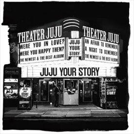 [送料無料] JUJU / YOUR STORY(初回生産限定盤/4CD+DVD) [CD]