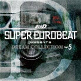 SUPER EUROBEAT presents 頭文字[イニシャル]D DREAM COLLECTION Vol.5 [CD]