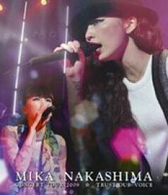 [送料無料] 中島美嘉/MIKA NAKASHIMA CONCERT TOUR 2009 ☆ TRUST OUR VOICE [Blu-ray]