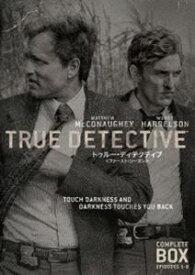 [送料無料] TRUE DETECTIVE/トゥルー・ディテクティブ〈ファースト〉 DVDセット [DVD]