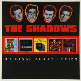 輸入盤 SHADOWS / ORIGINAL ALBUM SERIES [5CD]