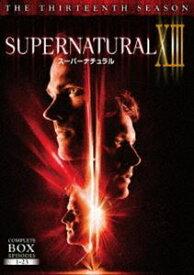 [送料無料] SUPERNATURAL XIII〈サーティーン・シーズン〉 DVD コンプリート・ボックス [DVD]
