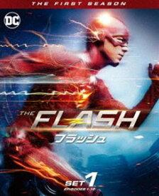 THE FLASH/フラッシュ〈ファースト・シーズン〉 前半セット [DVD]
