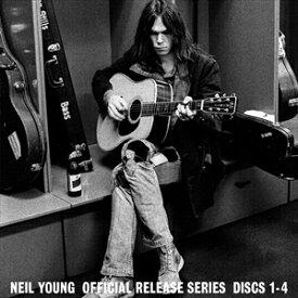 輸入盤 NEIL YOUNG / OFFICIAL RELEASE SERIES DISCS 1-4 [4CD]