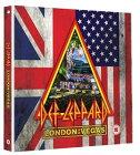 輸入盤 DEF LEPPARD / LONDON TO VEGAS (DELUXE BOX) (LTD) [2BLU-RAY+4CD]