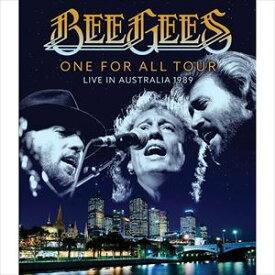 輸入盤 BEE GEES / ONE FOR ALL TOUR LIVE IN AUSTRALIA 1989 [DVD]